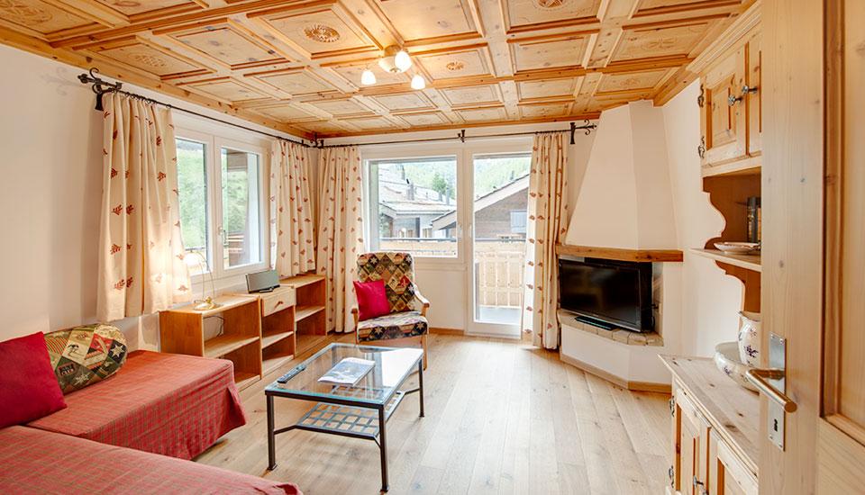 House Styria - Holiday Apartments Zermatt - Zurniwen - Apartment No.6
